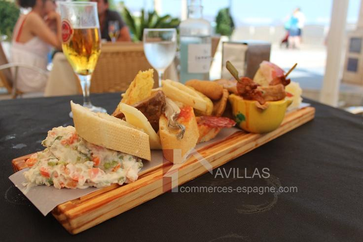 Costa Blanca, Altéa, Restaurant Thème Tapas