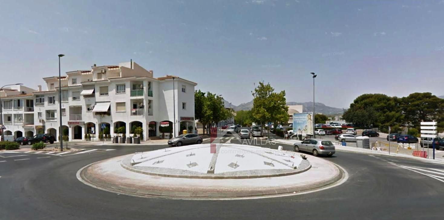 Costa Blanca, Altéa, local commercial