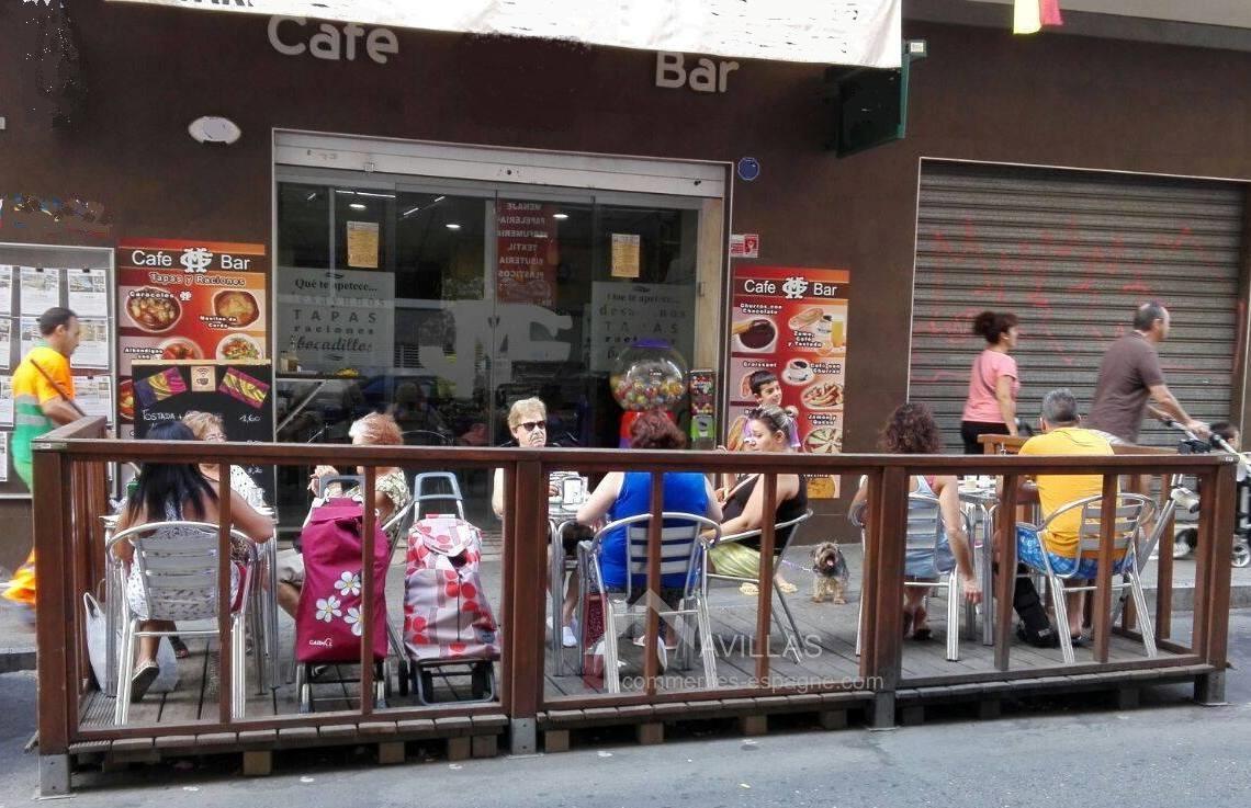 Costa Blanca, Torrevieja, Café-Churros