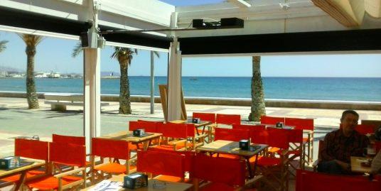 Alicante, Bar Tapas, Snack, bord de plage