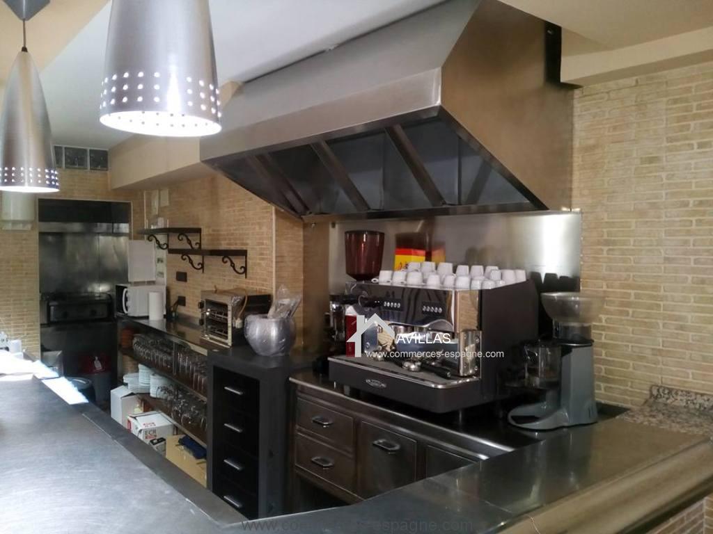 Costa Blanca, el Campello, Bar-Cafeteria