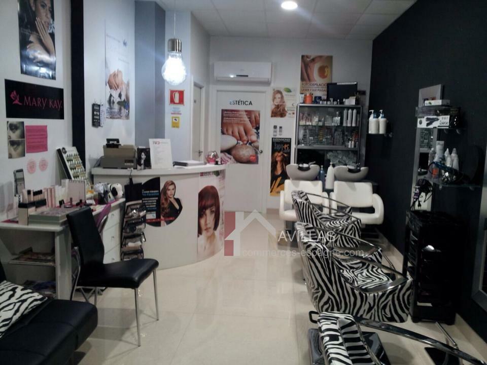 Villajoyosa salon coiffure et esth tique fonds de - Salon de coiffure qui recherche apprenti ...