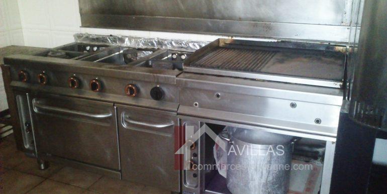 commerces-espagne.co COM03220 plancha cuisiniere four