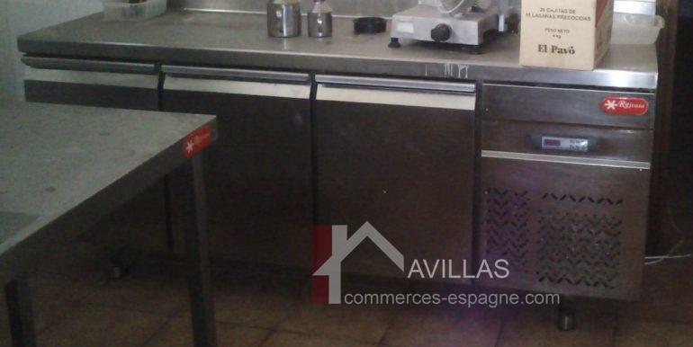 commerces-espagne.com COM03220 frigo cuisine