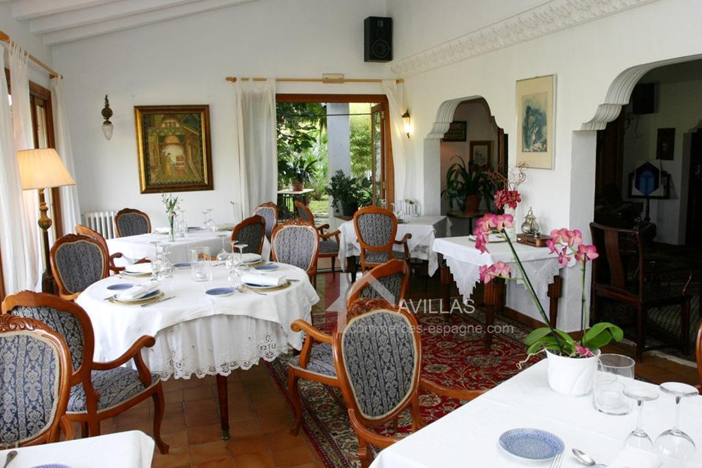 Benissa, Hôtel restaurant 3***