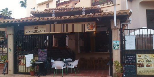 Torrevieja, Bar restaurant