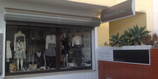 Tenerife, Boutique de vêtements