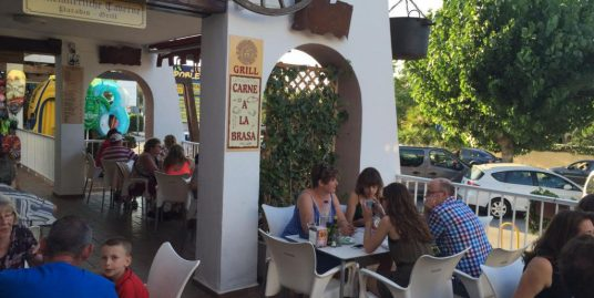 Dénia, Bar – Restaurant