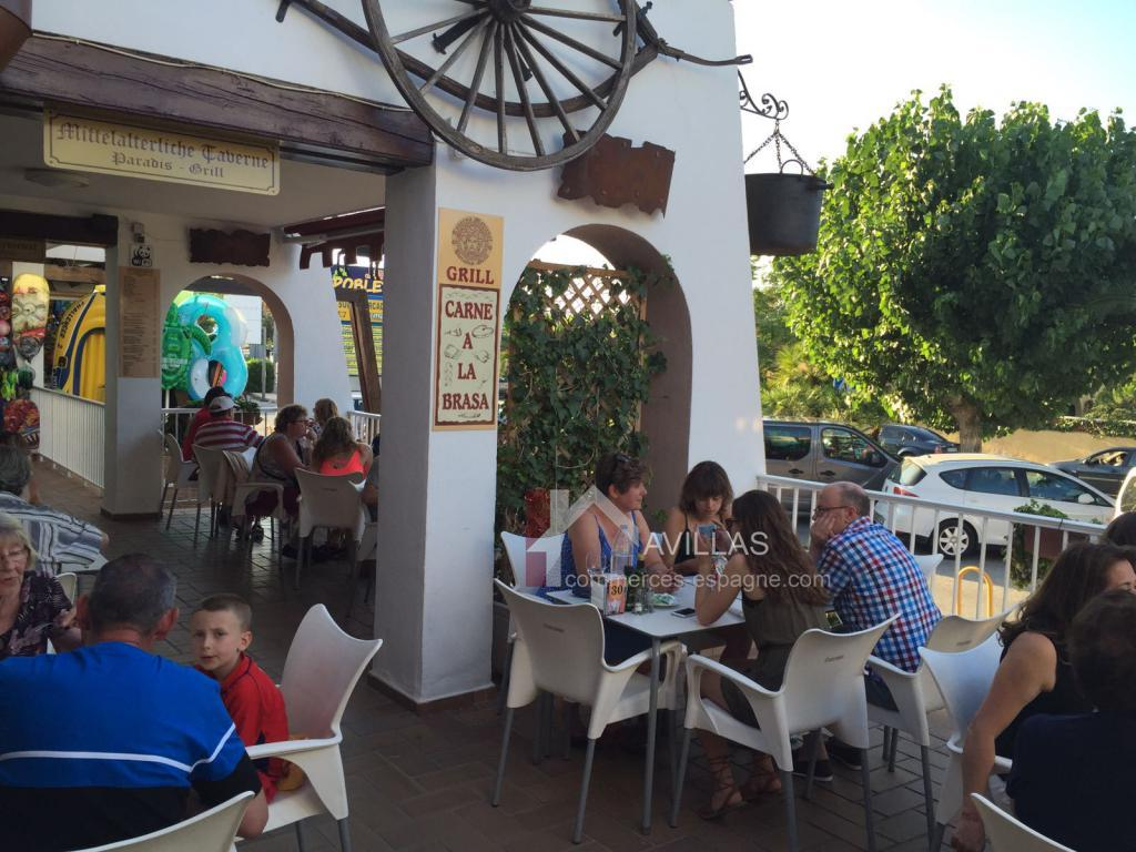 Dénia, Bar – Restaurant