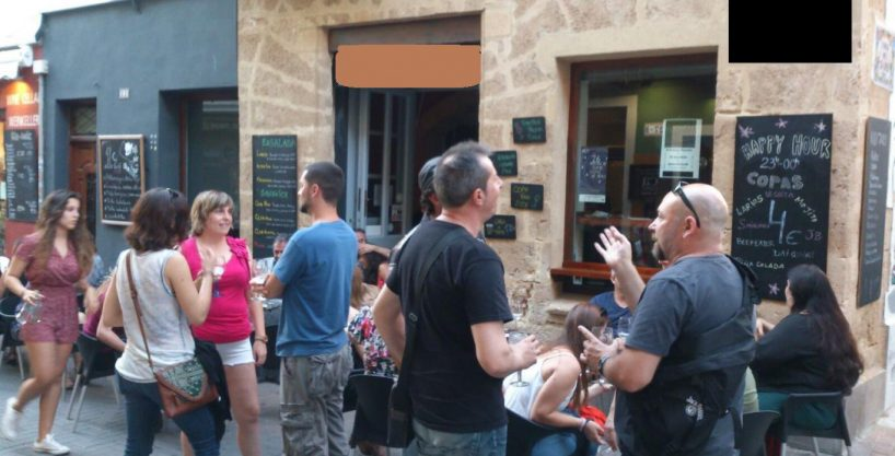 Denia, Bar Tapas, Cafeteria, Costa Blanca