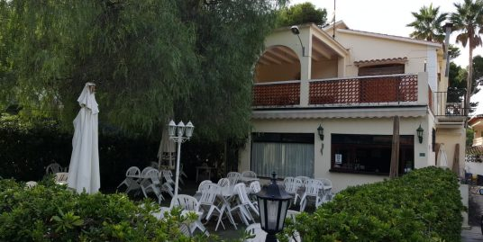 Denia, Bar – Restaurant plage