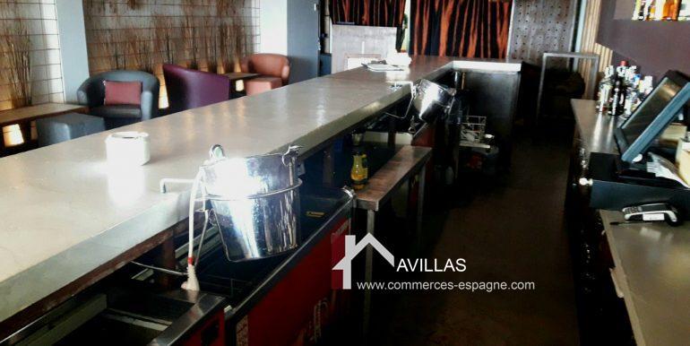 BAREN 25002 Salle-Bar
