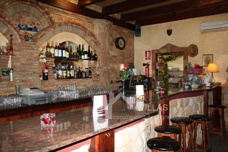 Torrevieja, Bar-Tapas