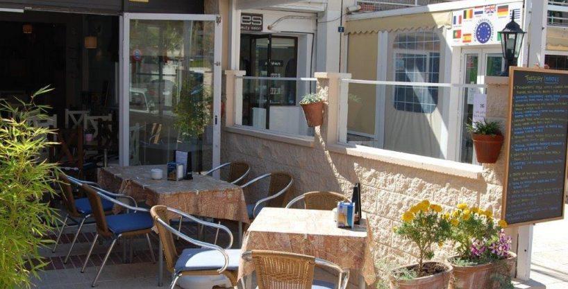 Calpe, Café-Snack  A LOUER avec appartement