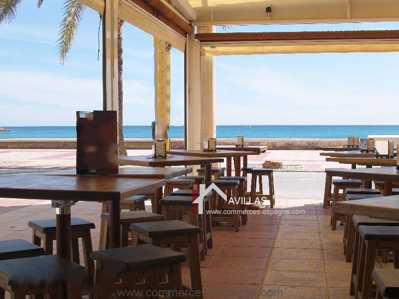 El Campello, Bar Tapas face mer, Costa Blanca