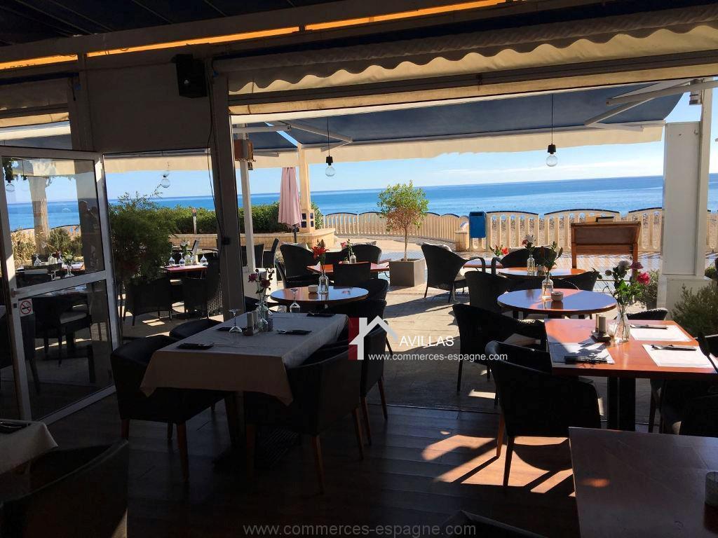 Altéa, Café Restaurant emplacement N°1 face mer