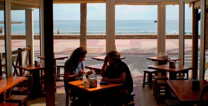 El Campello, bar, tapas, bord de mer