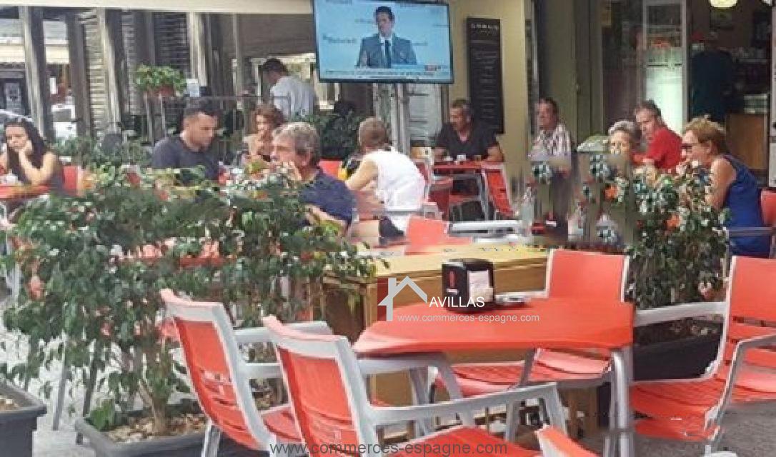 Benidorm, Bar, Tapas, Snack avec terrasse