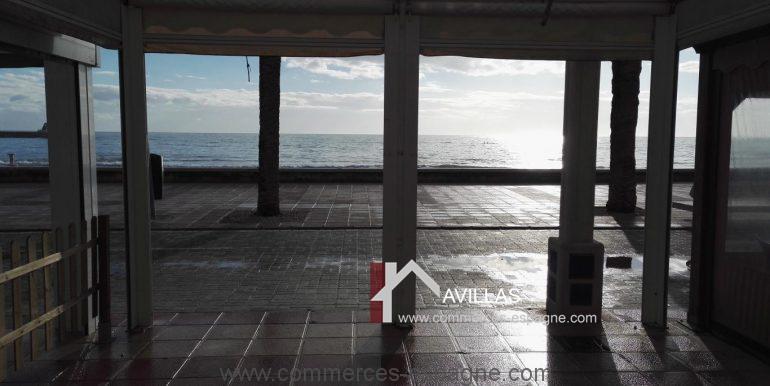 commerces-espagne-com35003-el-campello-terrasse-vue-mer