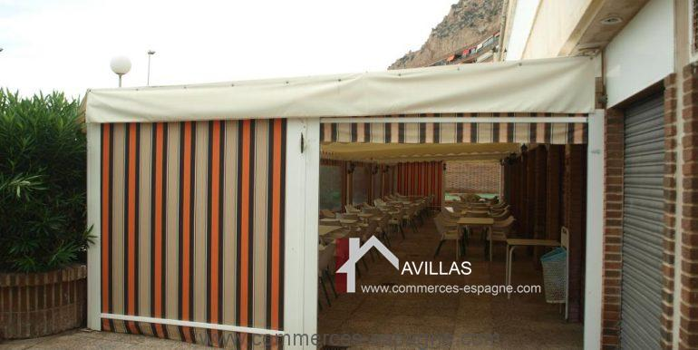 commerces-espagne-com35007-alicante-terrasse