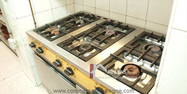 commerces-espagne-com35007-alicante-équipement-cuisine