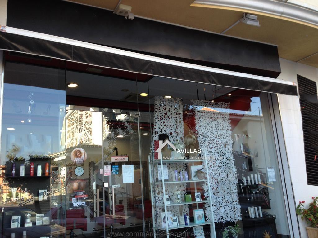 Torre del mar, Malaga, Salon de coiffure