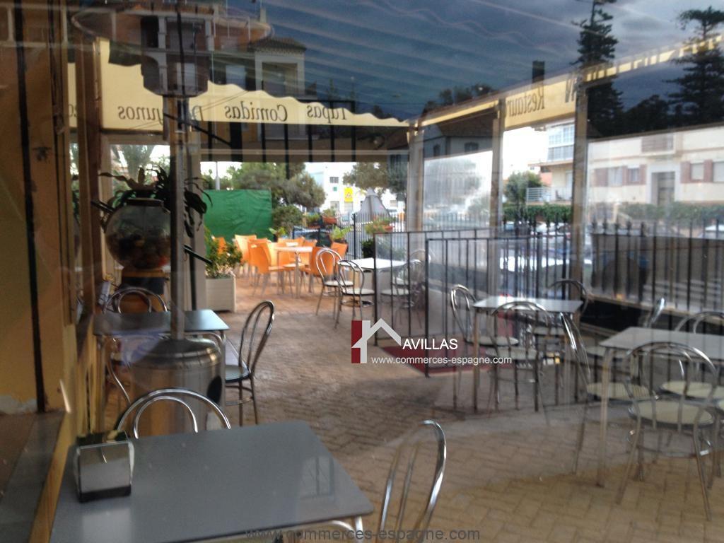 Torre del Mar, Malaga bar-restaurant
