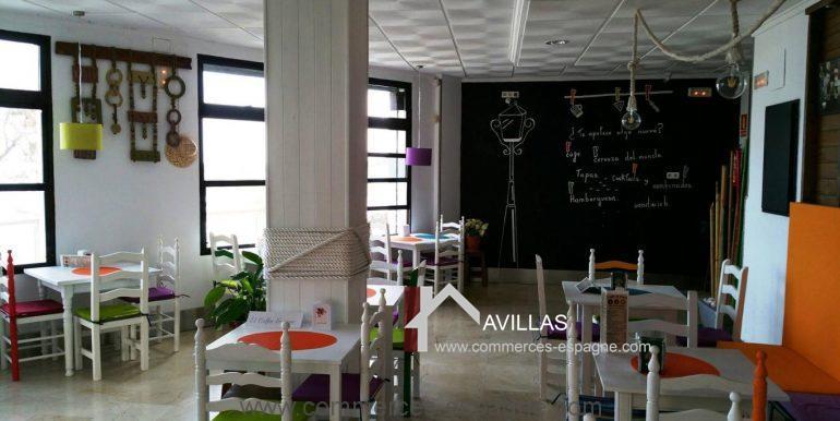 Bar-restaurant-commerces-espagne.com