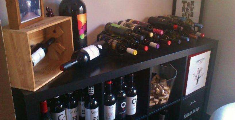 Torrevieja, cafe bar à vins
