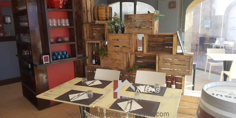 javea bar restaurant costa blanca fonds de commerce espagne avillas a vendre acheter un ou. Black Bedroom Furniture Sets. Home Design Ideas