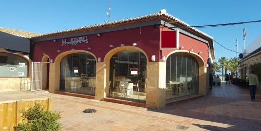 Javea, Bar Restaurant Costa Blanca