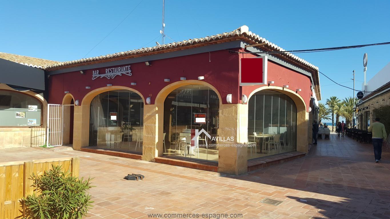 Javea, Bar Restaurant Costa Blanca