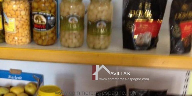malaga-commerces-espagne-COM42006-bocaux de légumes