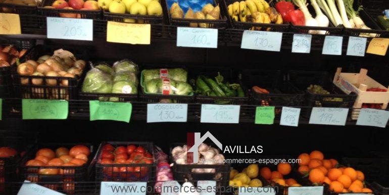 malaga-commerces-espagne-COM42011-rayon fruits et légumes