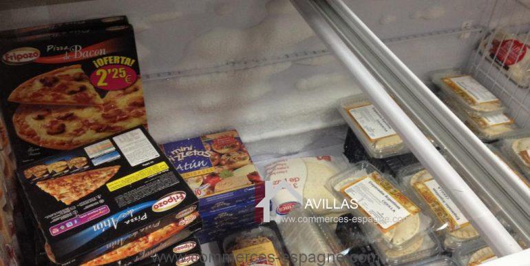 malaga-commerces-espagne-COM42011-rayon surgelés