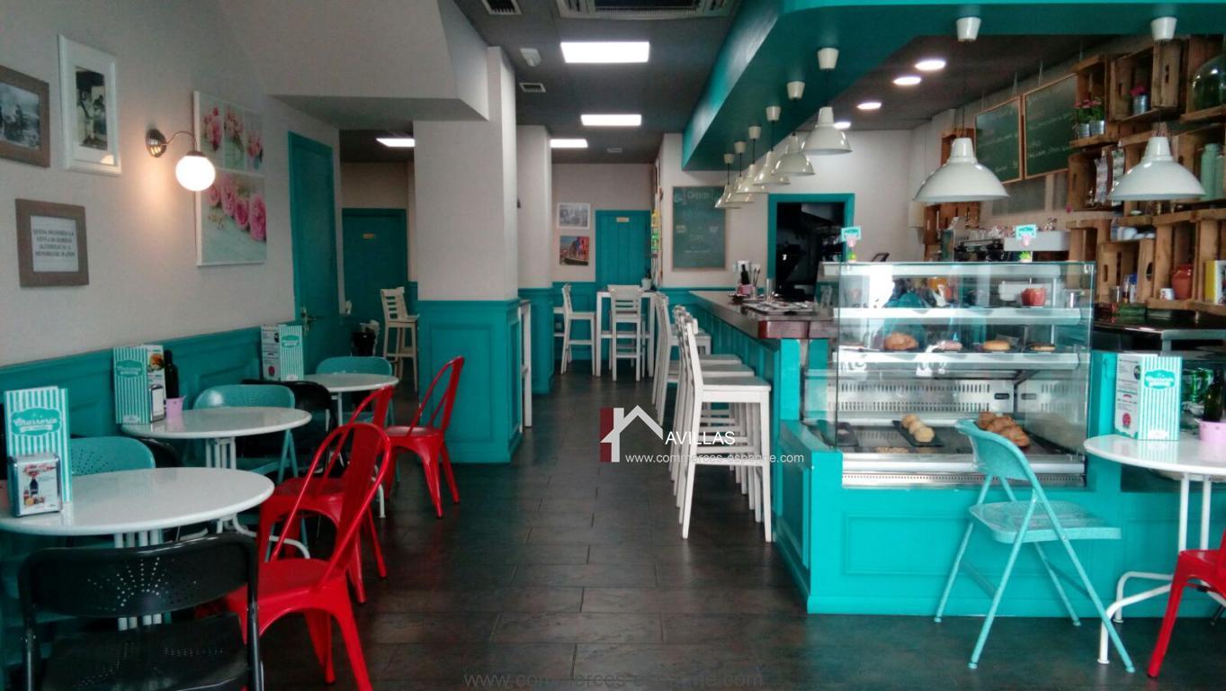Nerja, Cafétéria Churreria