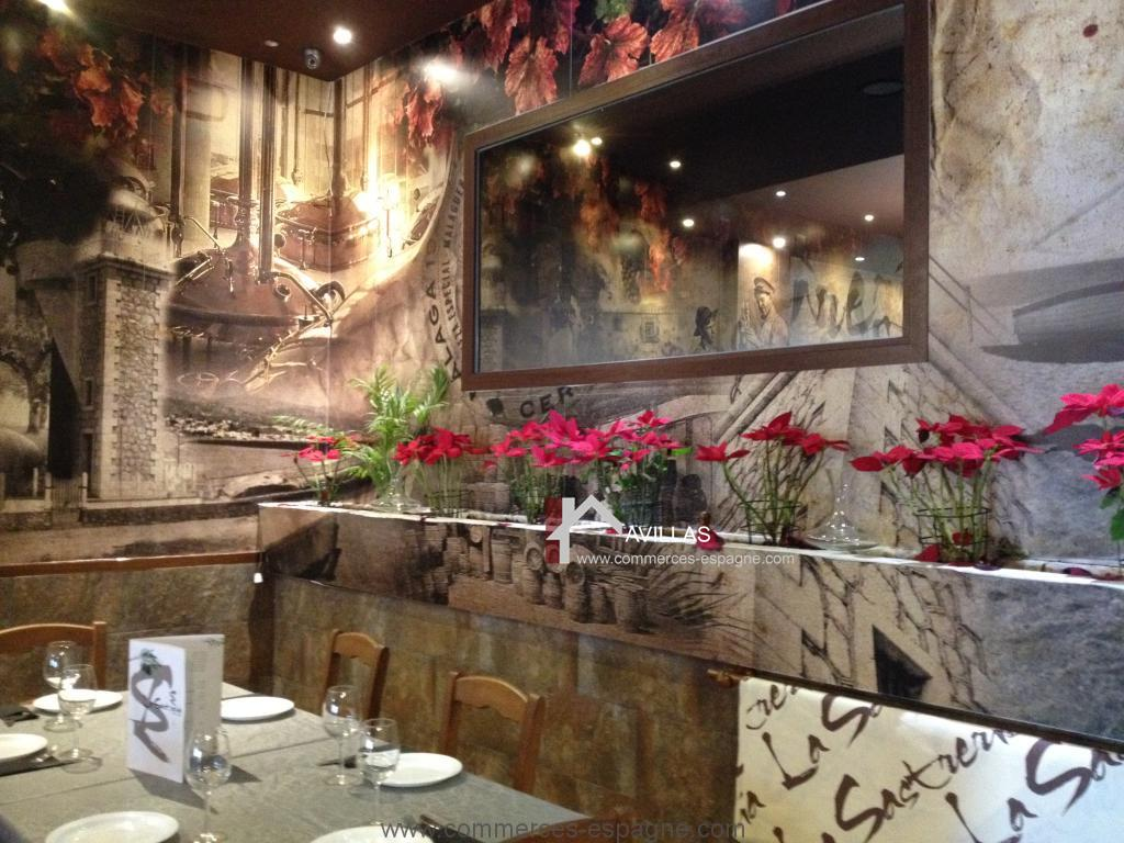 Torre del Mar, Bar restaurant