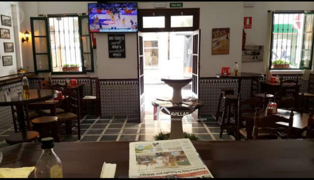 Malaga, Bar Cafétéria