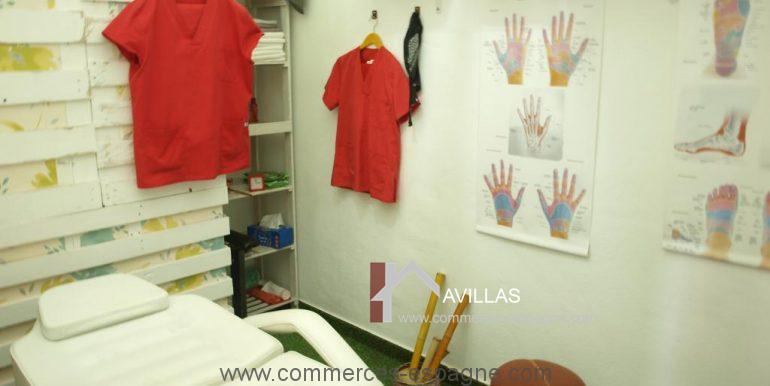 Alicante - Salon de coiffure commerces-espagne