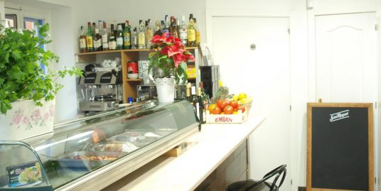 Alicante, Cafétéria Snack
