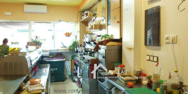Alicante-Bar-Tapas-Snack-commerces-espagne-Avillas