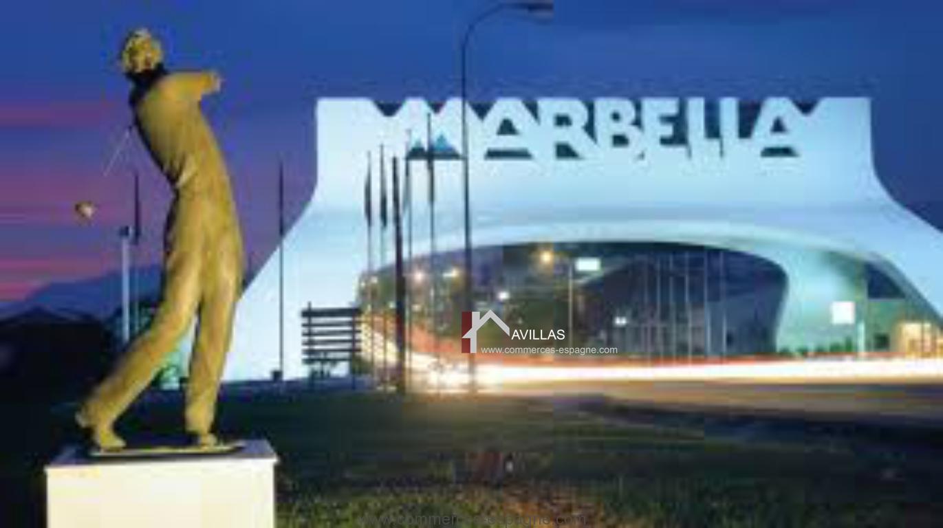Marbella, Bar Tapas vue mer Costa del Sol