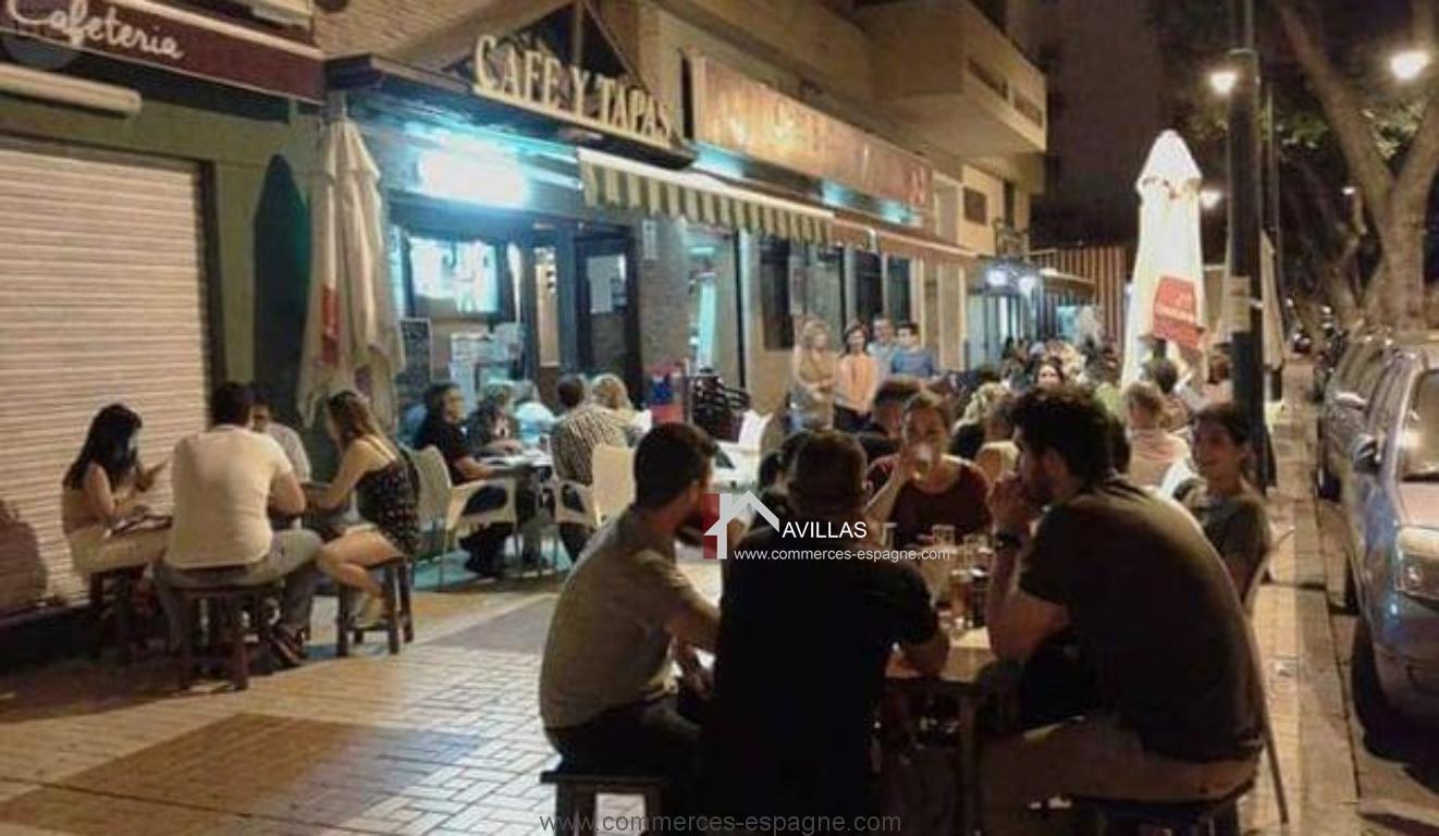 Malaga, Bar Tapas