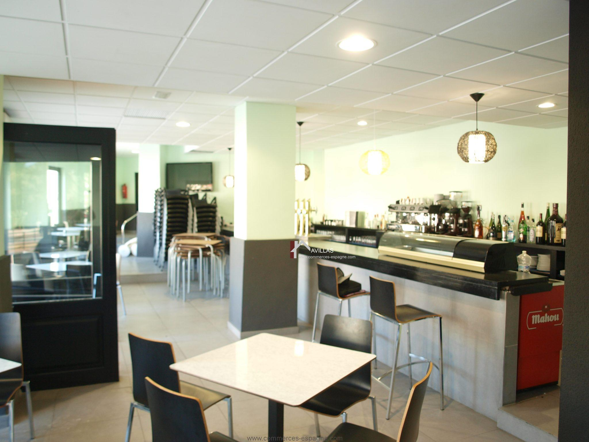 Alicante, bar cafeteria