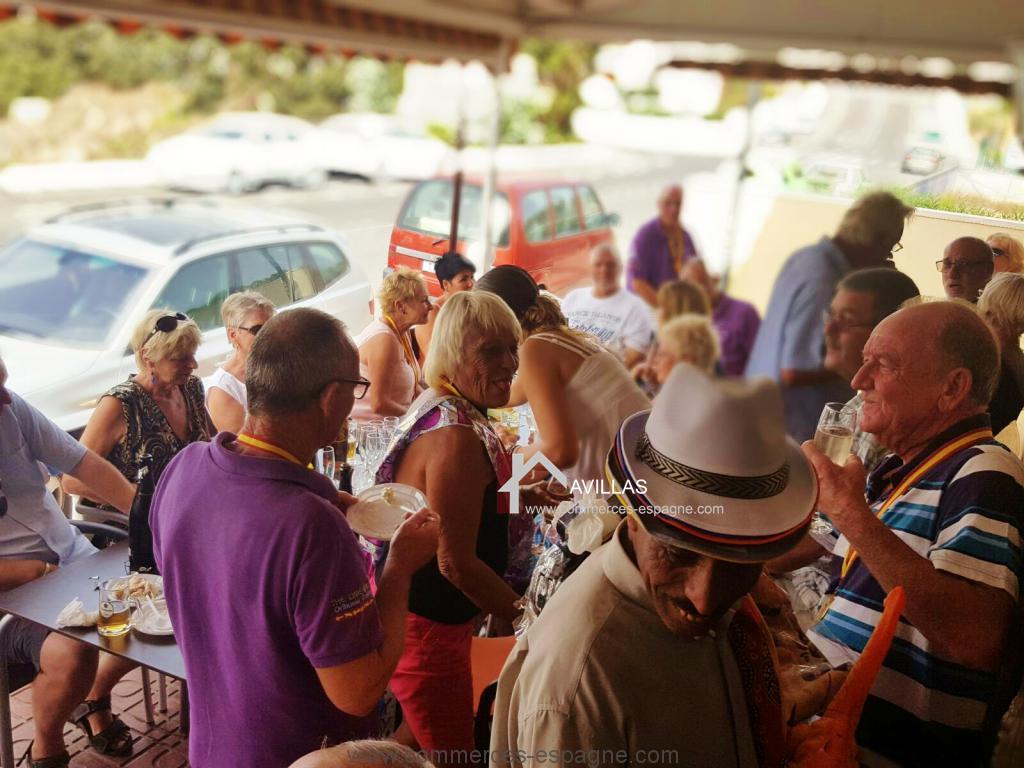 Torrevieja, bar Tapas Cafeteria