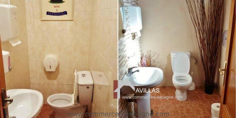 commerces-espagne.com COM 03253 toilette