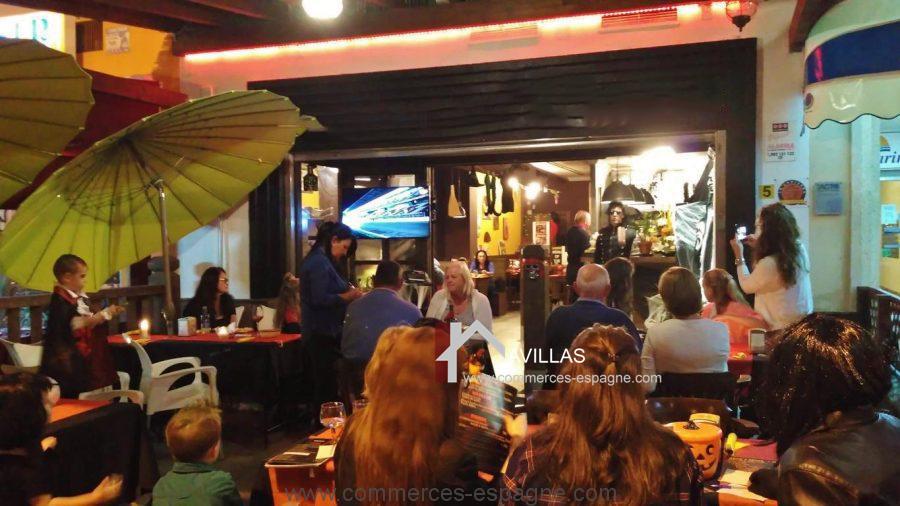 Torrevieja, Pizzeria Restaurant