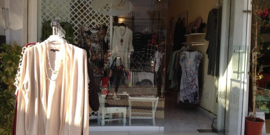 Nerja, Magasin de vêtements féminins
