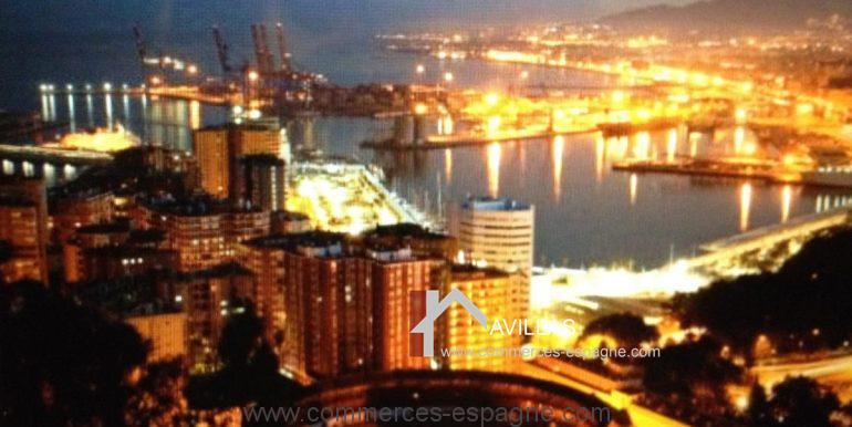 malaga-commerces-espagne-COM42035-vue de Malaga