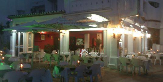 Benalmadena Costa, Restaurant-Pizzéria